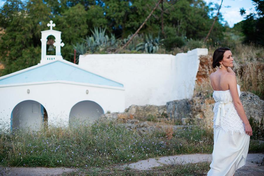 plener ślubny Kreta