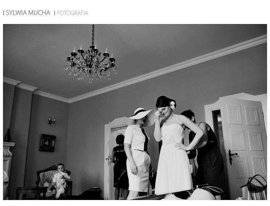 ślub pałac Borowa